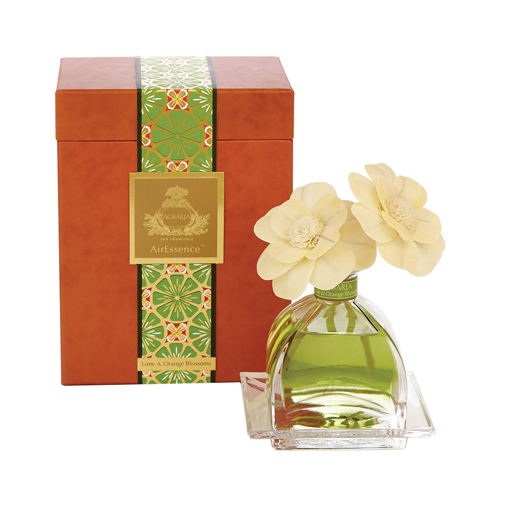 Agraria - Lime  Orange Blossom AirEssence Diffuser - 218ml