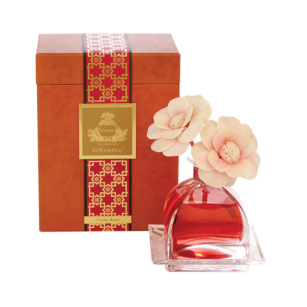 Agraria - Diffuseur d'Ambiance AirEssence - 210ml - Cèdre Rose
