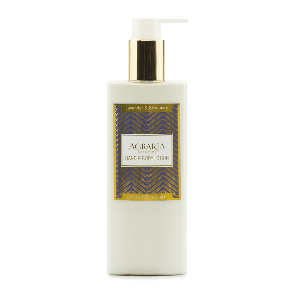 Agraria - Lavender  Rosemary Hand  Body Lotion