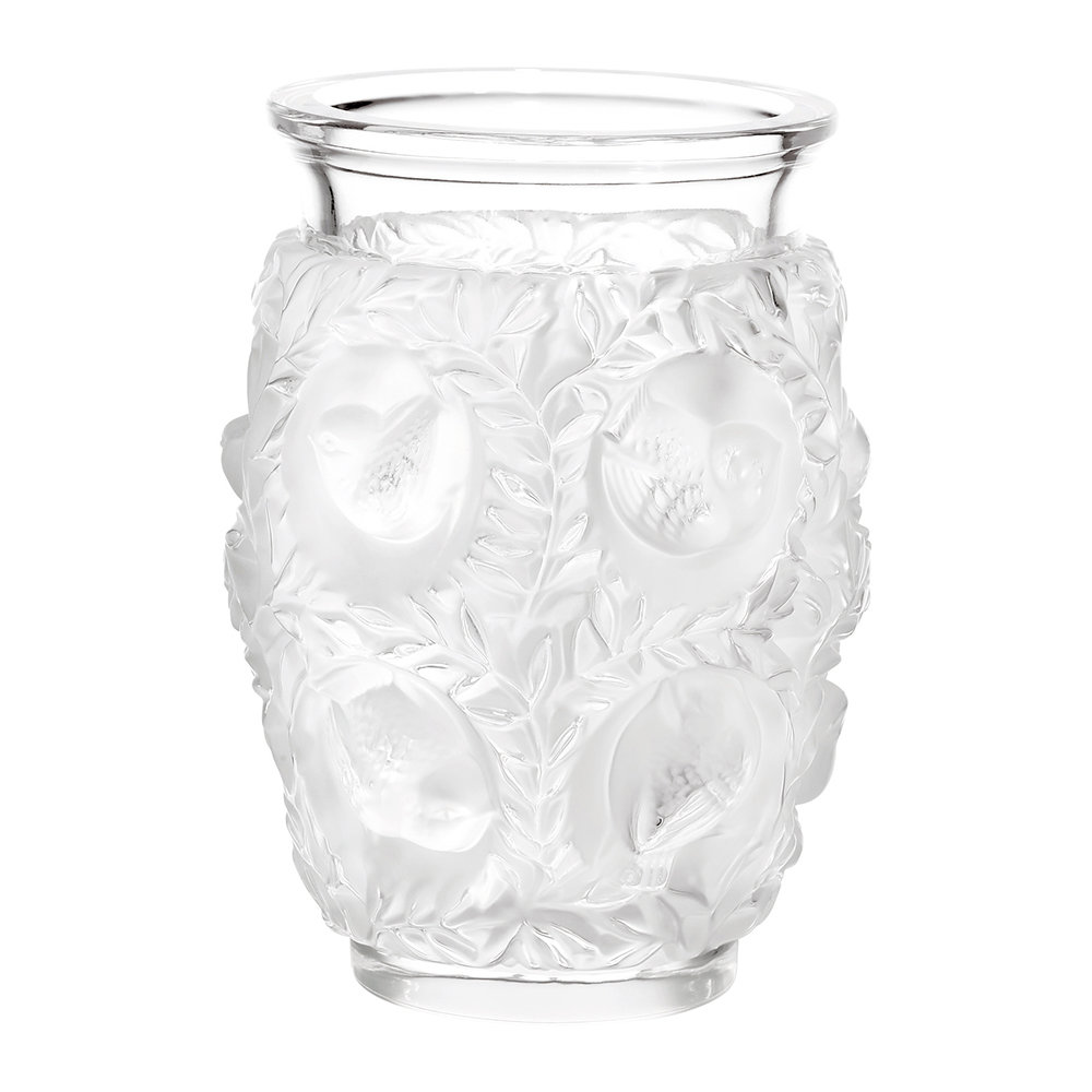 Lalique - Clear Bagatelle Vase