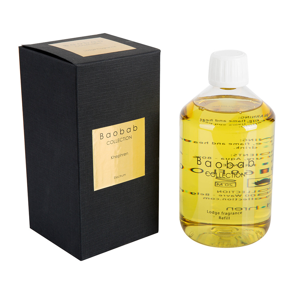 Baobab Collection - Electrum Diffuser Refill - Khephren - 500ml