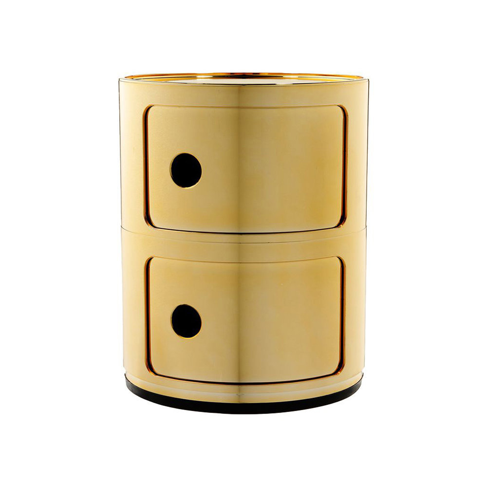 Buy Kartell Componibili Storage Unit  Gold  Small  Amara. 9pc Dining Room Set. Storage Units For Laundry Room. Luxury Room Dividers. Dining Room Chairs For Sale Cheap. Kitchen Dining Room Sets. Lowes Room Dividers. Dining Room Furniture Stores. Shop Dining Room Sets