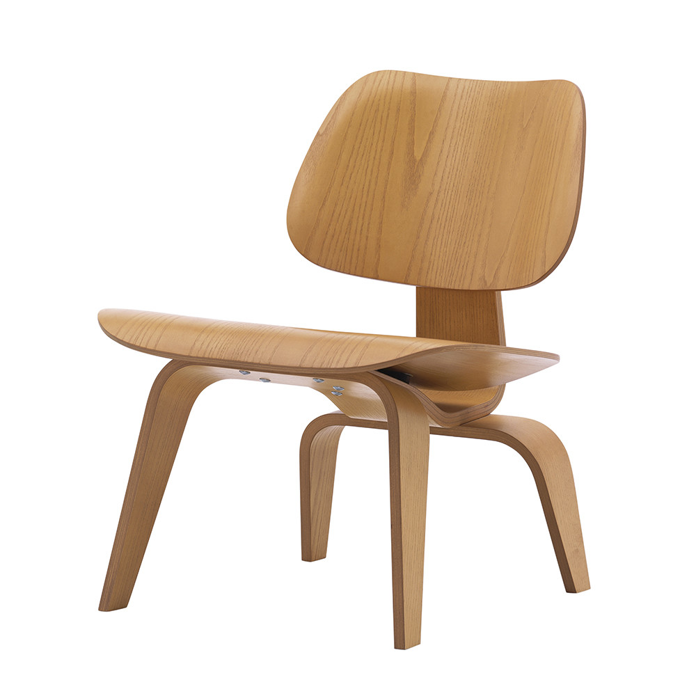 buy vitra eames lcw chair natural ash amara. Black Bedroom Furniture Sets. Home Design Ideas