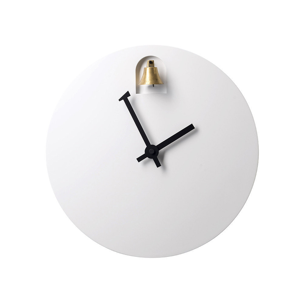 Diamantini  Domeniconi - Din Clock - White