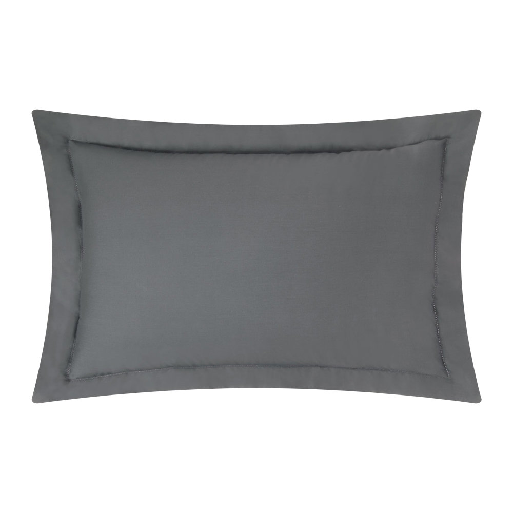 Olivier Desforges  Alcove Pillowcase  Slate