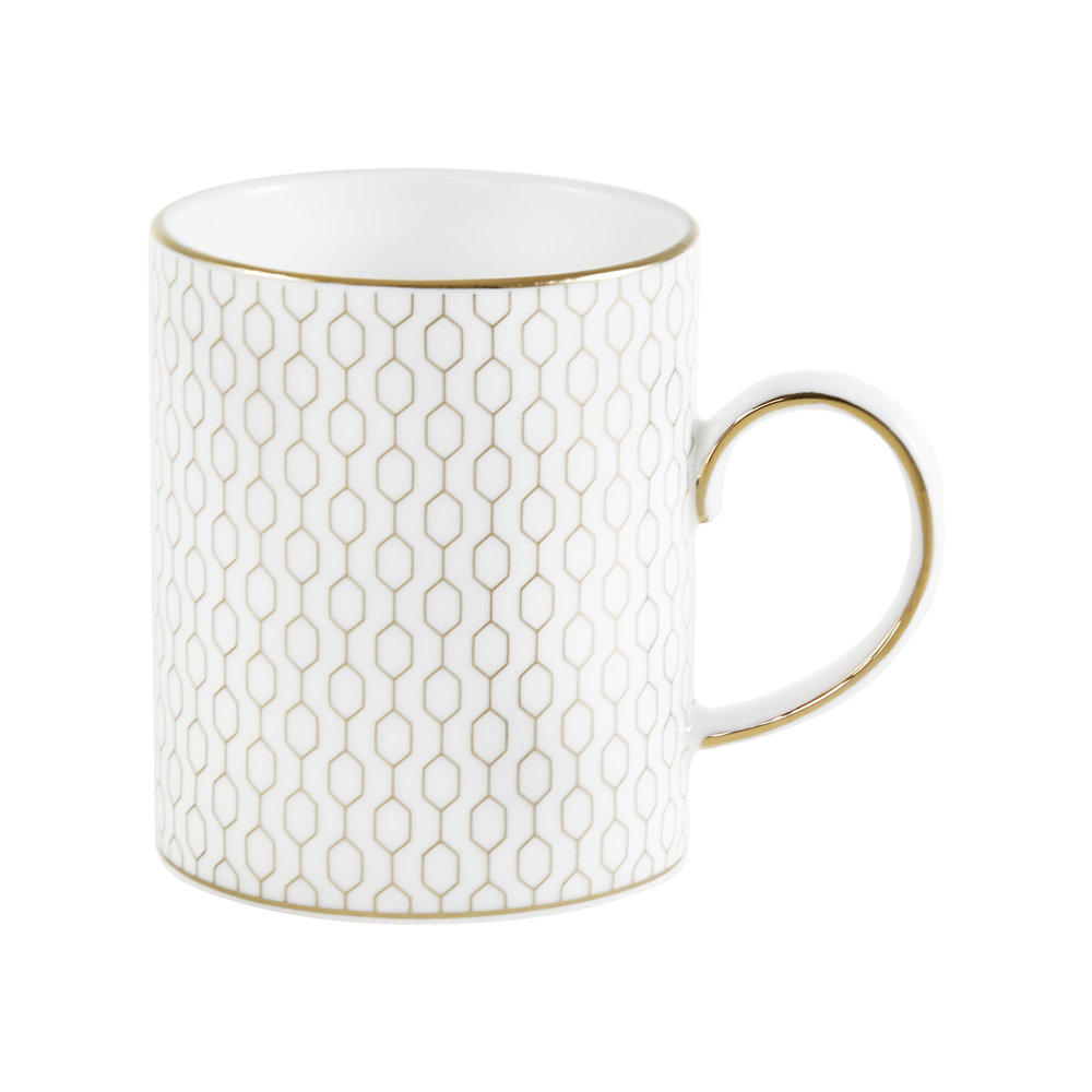 Wedgwood - Arris Espresso Cup - White