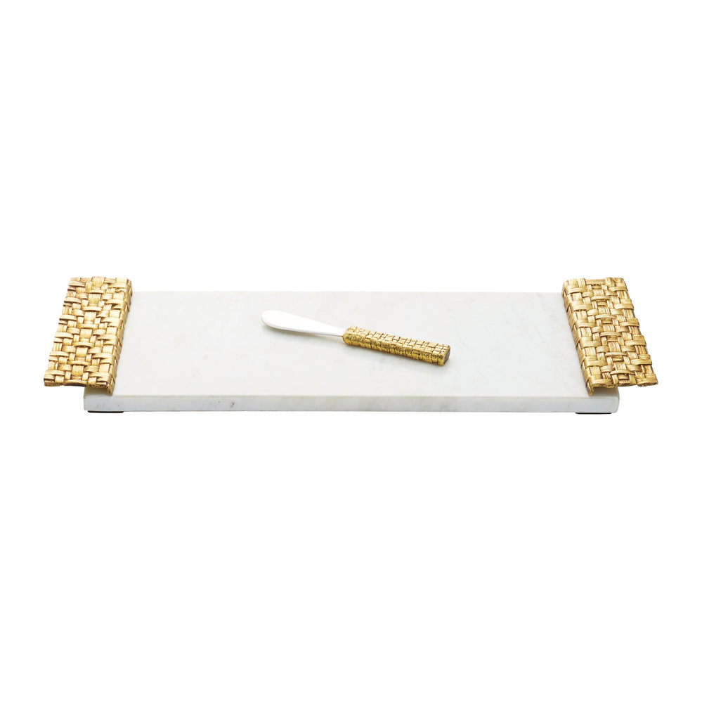 509e78b95829a Buy Michael Aram Palm Cheese Board with Spreader