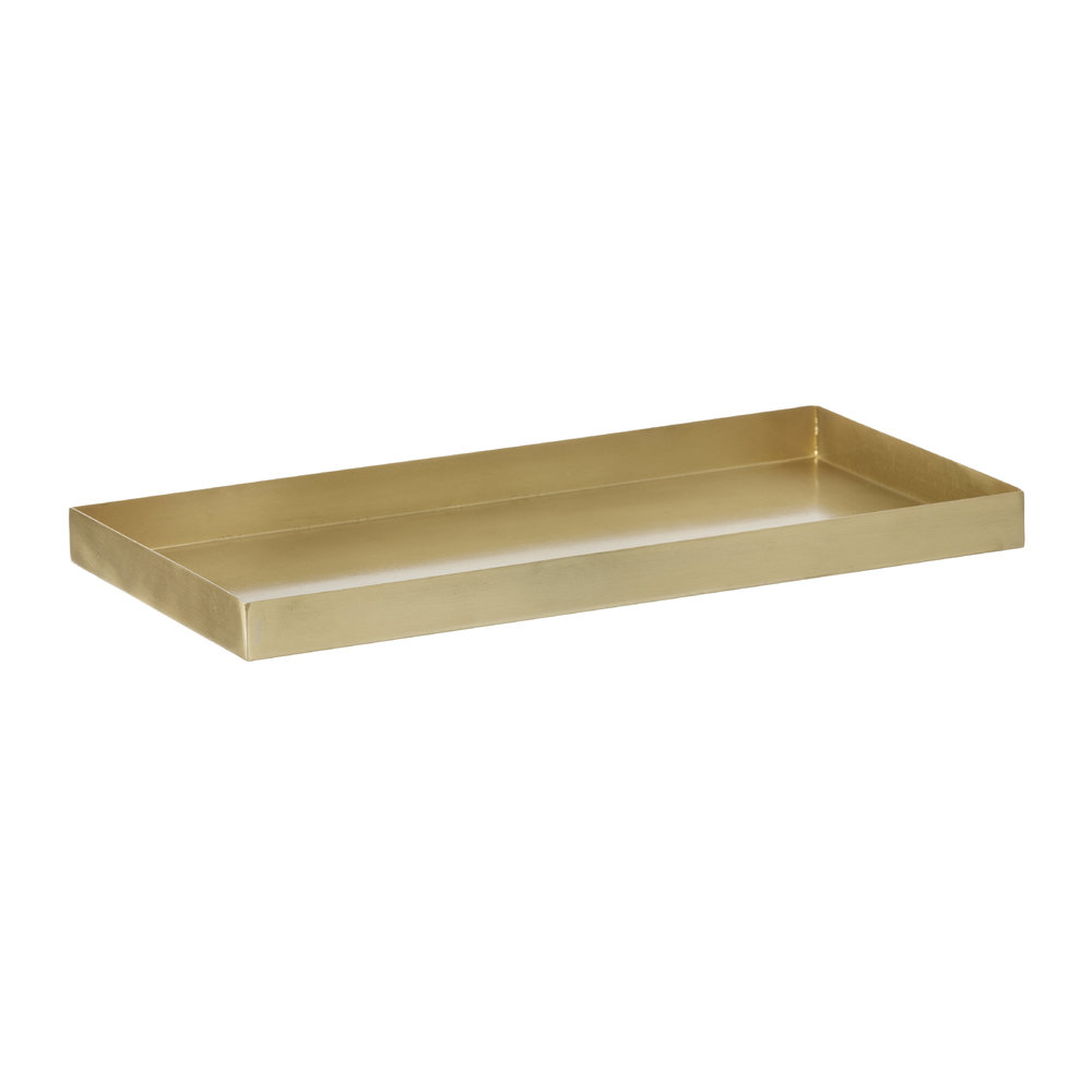 Ferm Living - Brass Office Tray