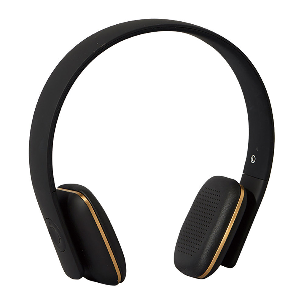 KREAFUNK - aHead Headphones - Black