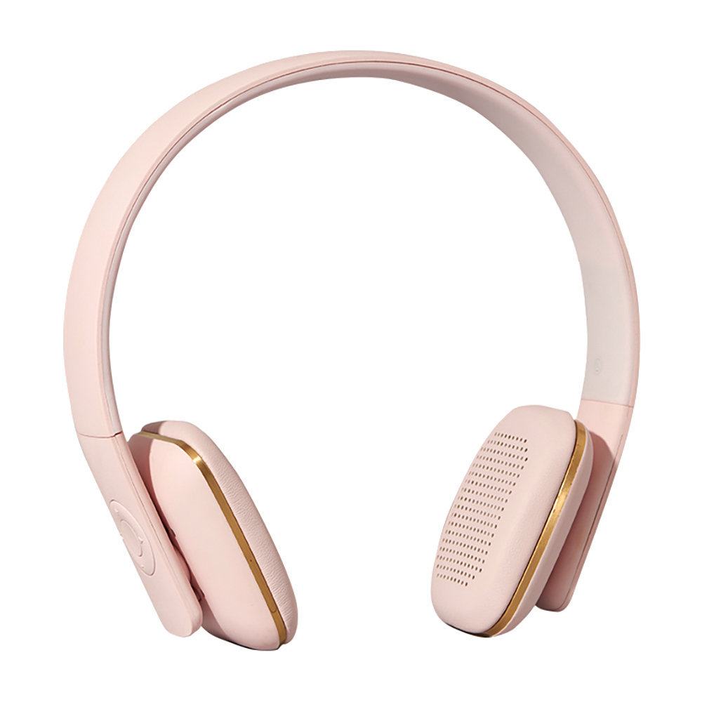 KREAFUNK - aHead Headphones - Dusty Pink