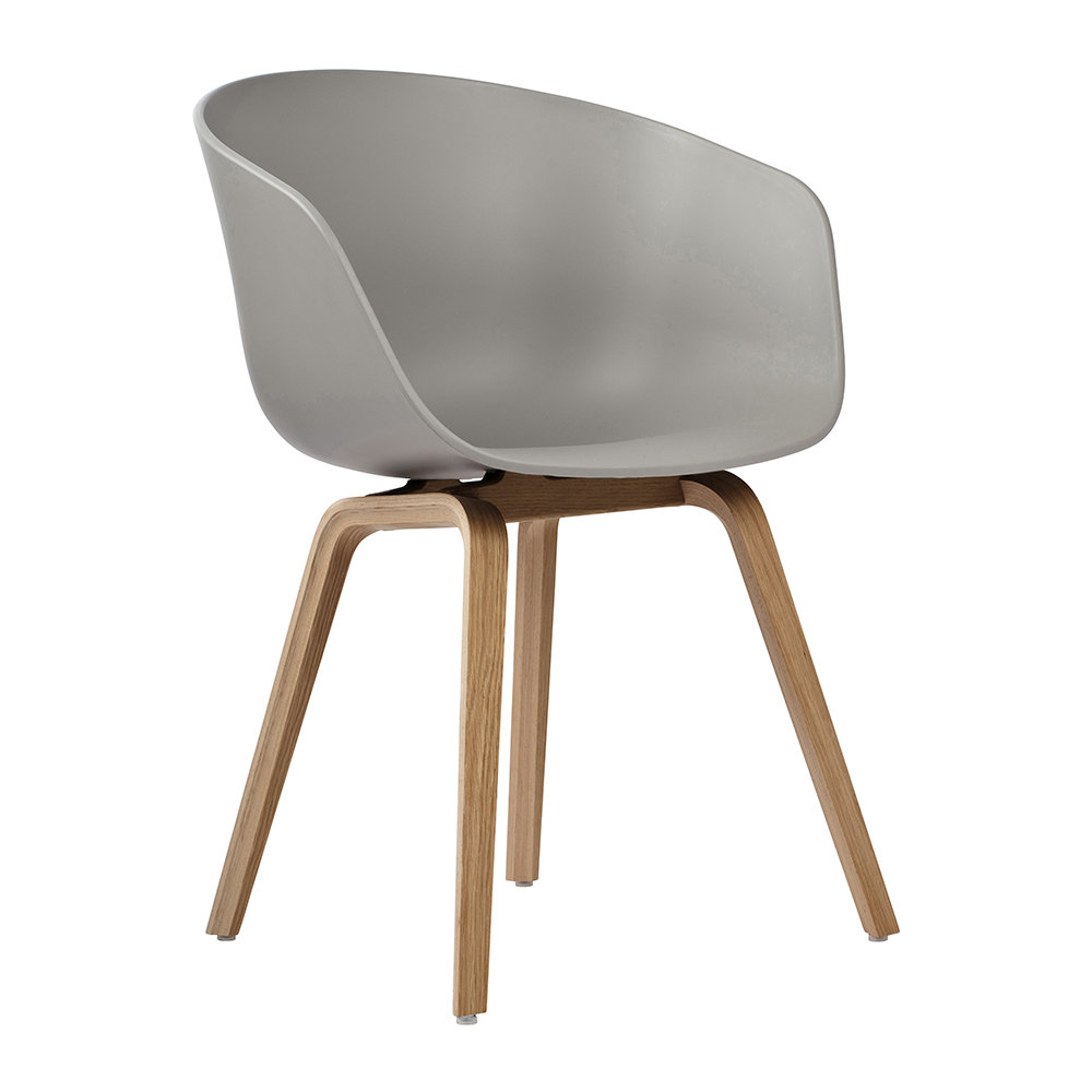 HAY - About A Chair AAC22 - Grey