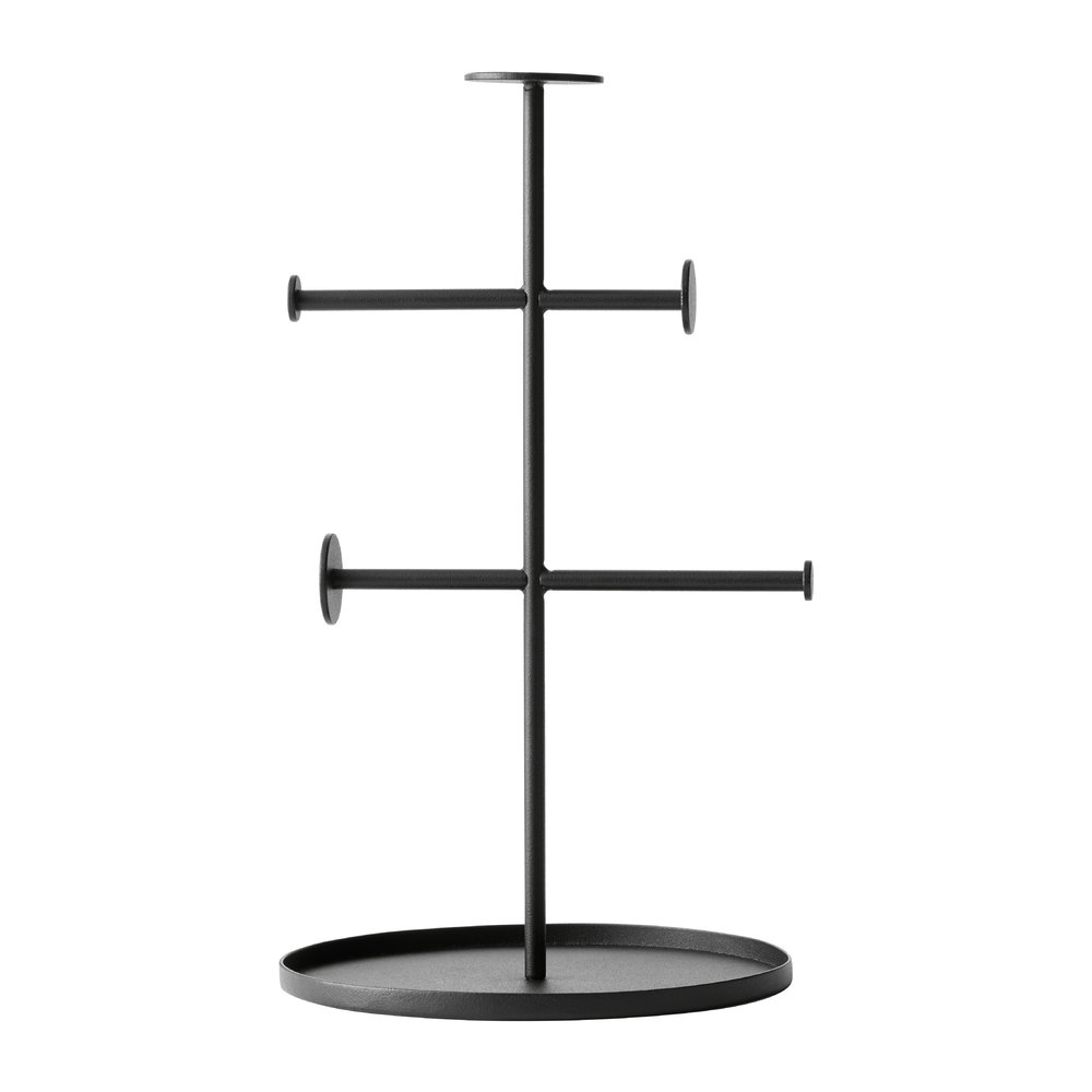 MENU - Norm Collector Jewellery Stand - Black