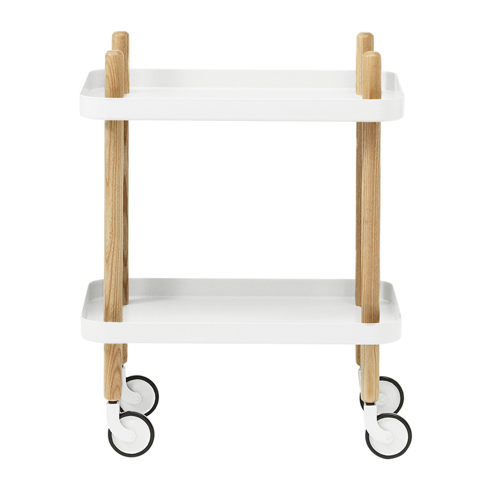 Normann Copenhagen - Block Table - White