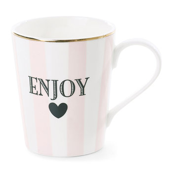 Enjoy Ceramic Coffee Mug