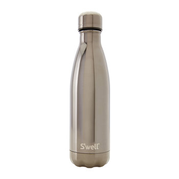 Bouteille Isotherme The Metallic - Titanium - 0,5L