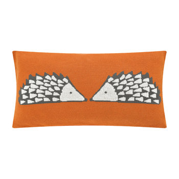 Spike The Hedgehog Pillow - 30x50cm - Pumpkin