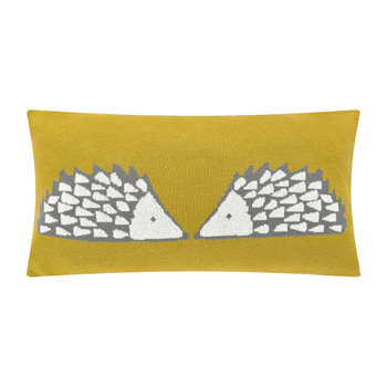 Spike The Hedgehog Pillow - 30x50cm - Ocher