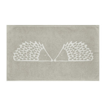 Spike Bath Mat - Gray
