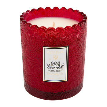 Japonica Limited Edition Candle - Goji & Tarrocco Orange - 175g