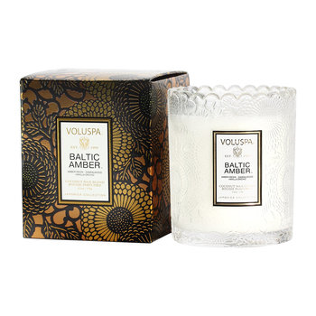 Japonica Limited Edition Candle - Baltic Amber - 175g