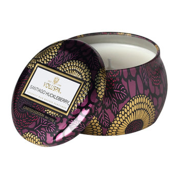 Japonica Limited Edition Candle - Santiago Huckleberry - 113g