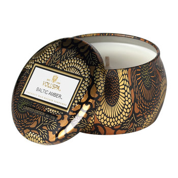 Japonica Limited Edition Candle - Baltic Amber - 127g