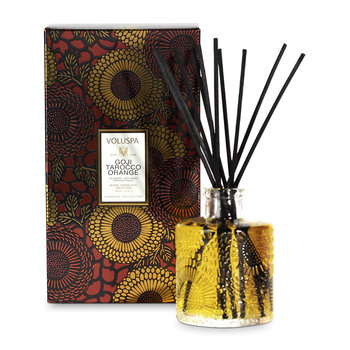 Japonica Limited Edition Diffuser - Goji & Tarrocco Orange - 100ml
