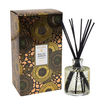 Japonica Limited Edition Diffuser - Baltic Amber - 100ml