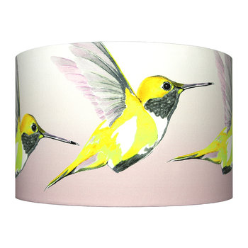 Lemon Hummer Lamp Shade