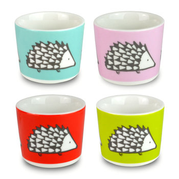 Spike Egg Cups - Set of 4