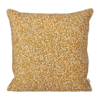 Dottery Pillow - Curry