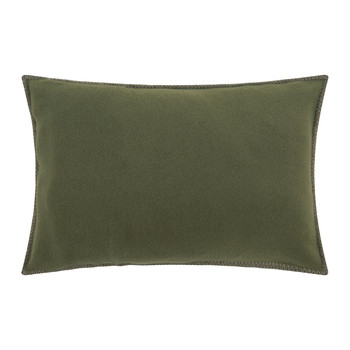 Soft Fleece Bed Pillow - 30x50cm - Hunter Green