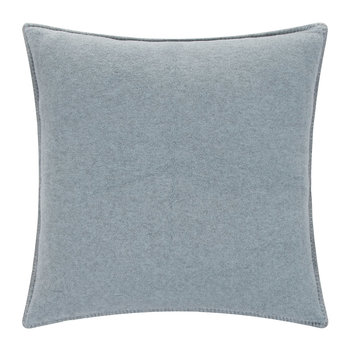 Soft Wool Pillow - 50x50cm - Powder Blue