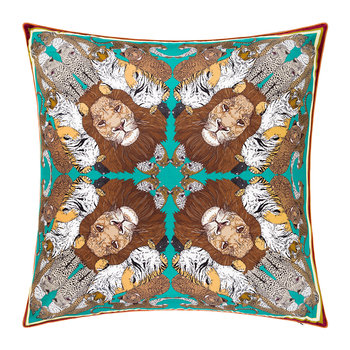 Big Cats Cushion - 55x55cm