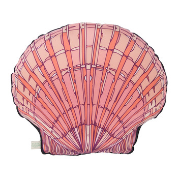 Shell Cushion - 45x40cm - Pink