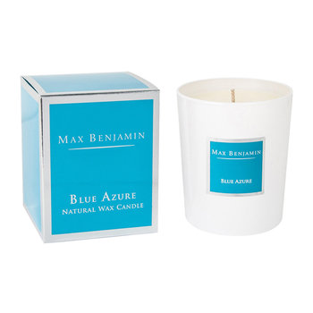Scented Candle - 190g - Blue Azure