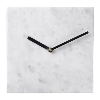 Marble 'Wall Watch' Clock