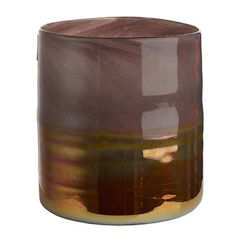 Low Horizon Vase - Lilac/Copper