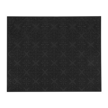 Rectangular Urban 01 Placemat - Carbon