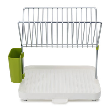 Y-Rack Drainer - White/Green