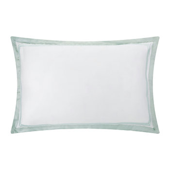 Coniston Oxford Pillowcases - Set of 2 - Seafoam