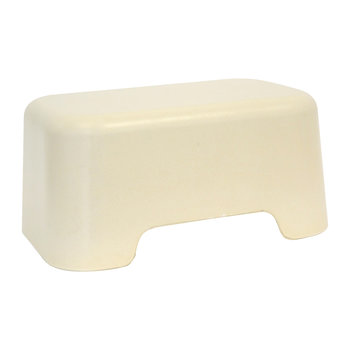 Bano Step Stool - Cream