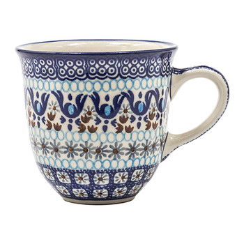 Curved Mug - Marrakesh