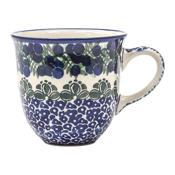 Curved Mug - Myrtille - Small