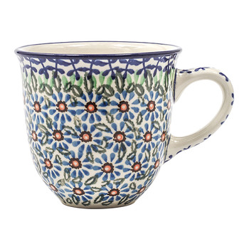 Curved Mug - Meadow