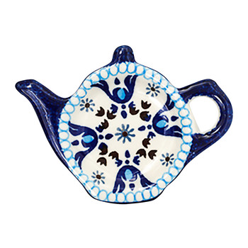 Teapot Teabag Dish - Marrakesh