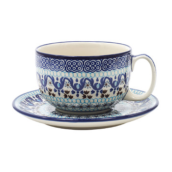 Breakfast Cup & Saucer - Marrakesh