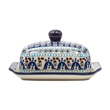 Butter Dish - Marrakesh