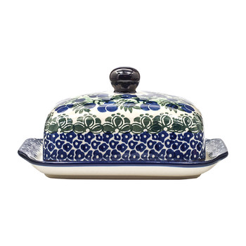 Butter Dish - Myrtille