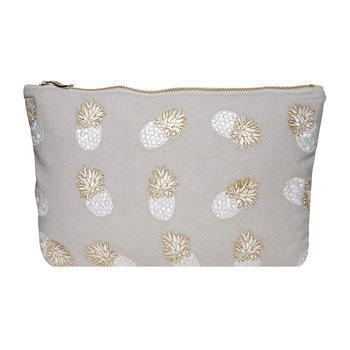 Ananas Wash Bag - Cloud